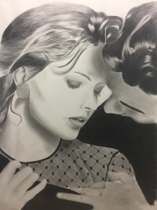 Lovers Drawing