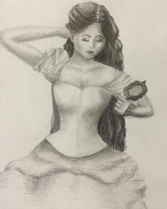 Fanny Chamberlain Portrait