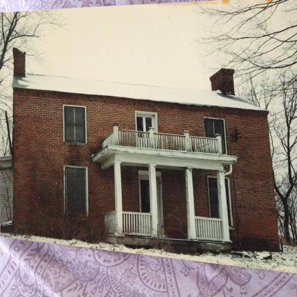 Jewett House, Cooper County, Missouri