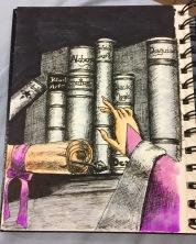 Witch, Inktober