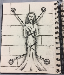 Chains, Inktober