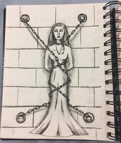 Chains, Inktober