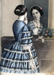 Godey's Lady's Book, February 1856