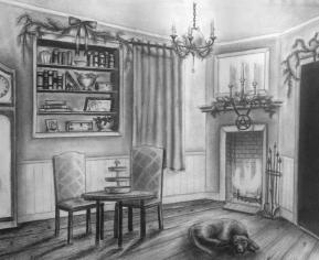 Witch Cottage No. 2, Jessica Jewett