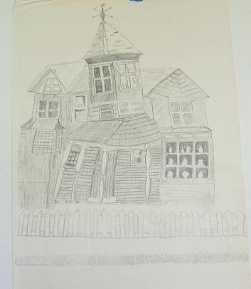 Drawing, Jessica Jewett