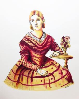 #CopicColors Miss May, Jessica Jewett