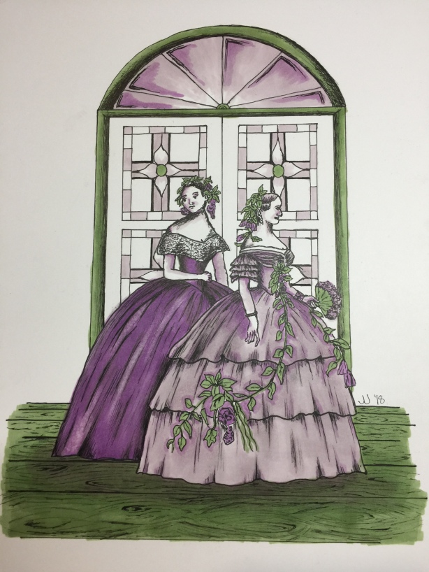 #CopicColors Miss June, Jessica Jewett