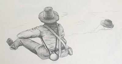 Chickamauga Battlefield, Jessica Jewett