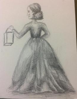 Fanny Chamberlain, Jessica Jewett