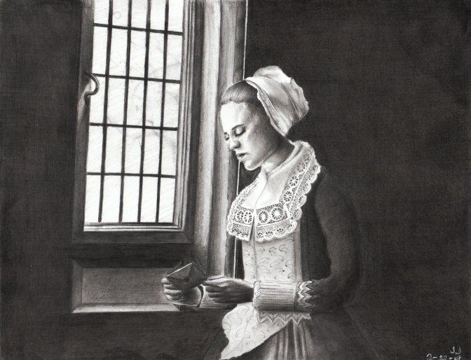 13 - Huguenot Lady